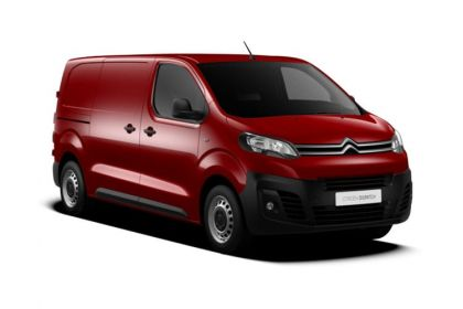 Lease Citroen Dispatch van leasing