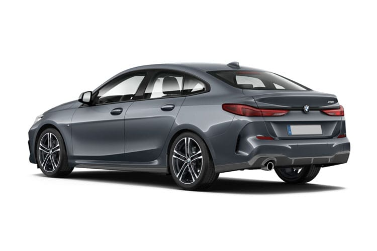 BMW 2 Series 220 Gran Coupe 2.0 i 178PS Sport 4Dr DCT [Start Stop] back view