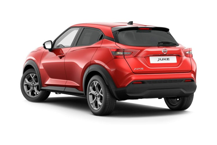 Nissan Juke SUV 1.5 dCi 110PS Bose Personal Edition 5Dr Manual [Start Stop] back view