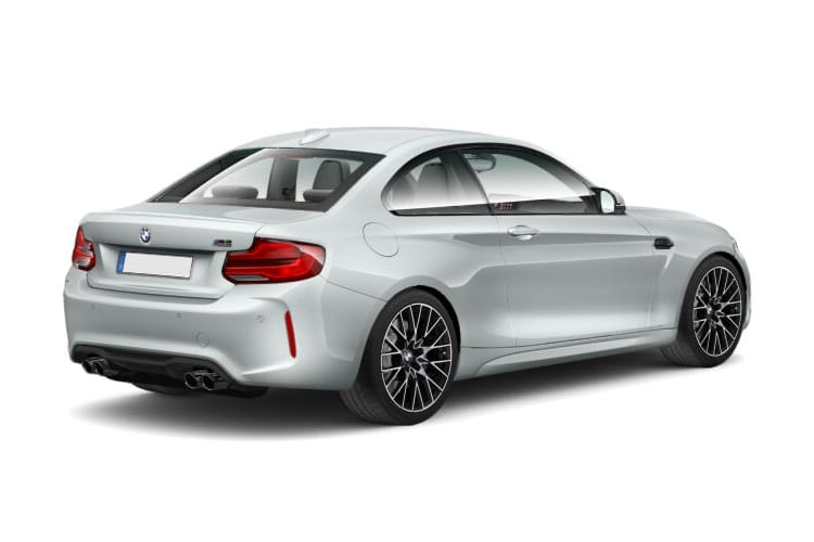 BMW 2 Series 220 Coupe 2.0 d 190PS Sport 2Dr Auto [Start Stop] back view