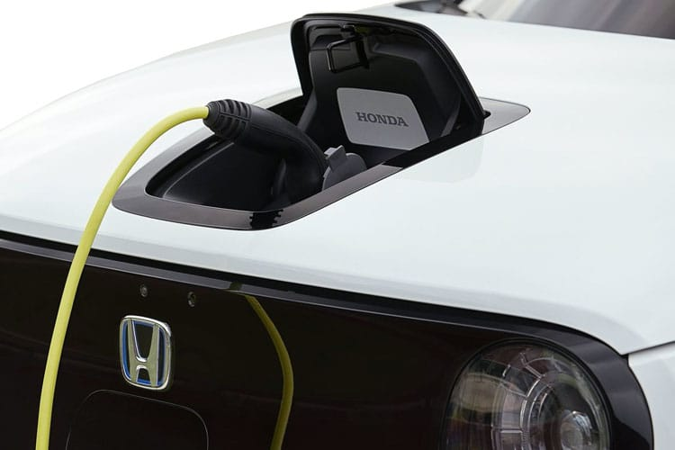 Honda Honda e Hatch 5Dr Elec 35.5kWh 113KW 154PS Advance 5Dr Auto [16in Alloy] detail view