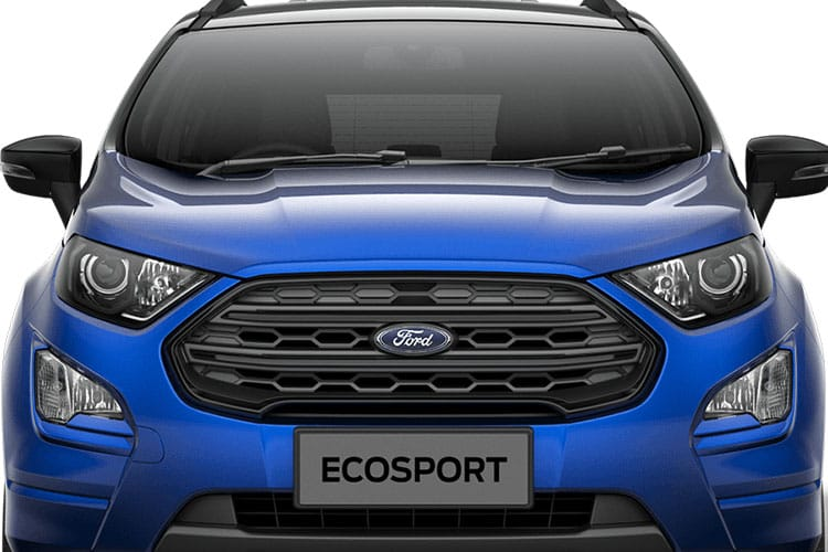 Ford EcoSport SUV 2WD 1.0 T EcoBoost 125PS ST-Line Black 5Dr Manual [Start Stop] [X Pack] detail view