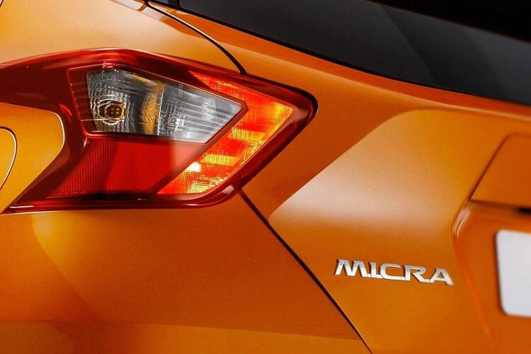 Nissan Micra Hatch 5Dr 1.0 IG-T 100PS Tekna 5Dr Manual [Start Stop] [Vision+] detail view
