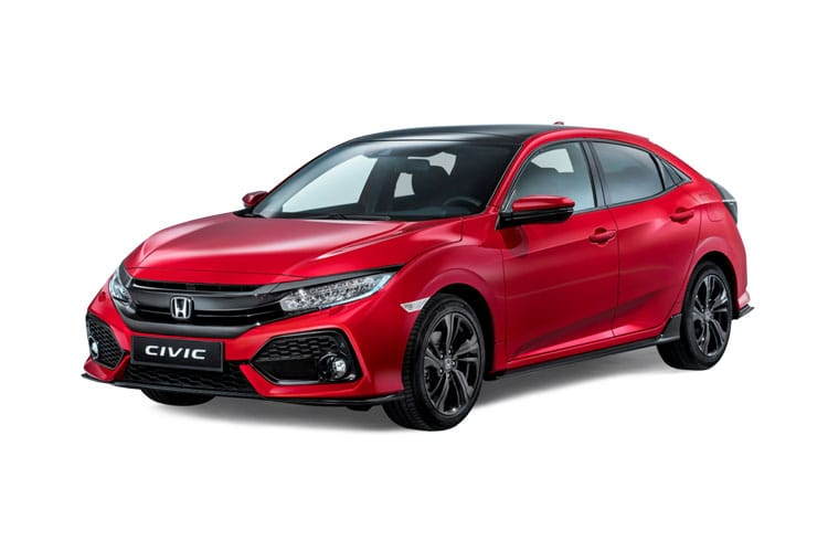 Honda Civic Hatch 5Dr 1.5 VTEC Turbo 182PS Sport 5Dr CVT [Start Stop] front view