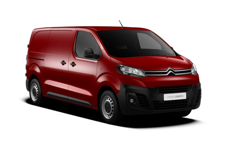 Citroen Dispatch e-Dispatch M 1200Kg Elec 75kWh 101KW FWD 136PS Enterprise Van Auto front view