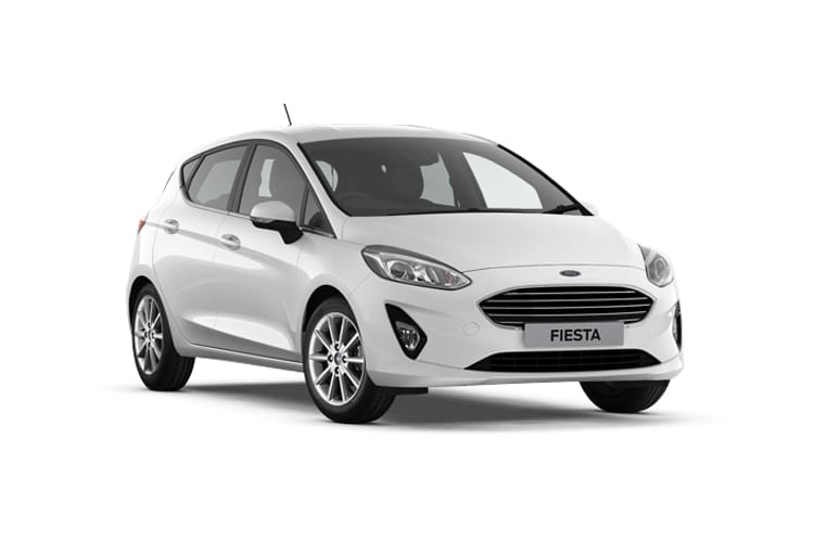 Ford Fiesta Hatch 5Dr 1.0 T EcoBoost 95PS Active X Edition 5Dr Manual [Start Stop] front view