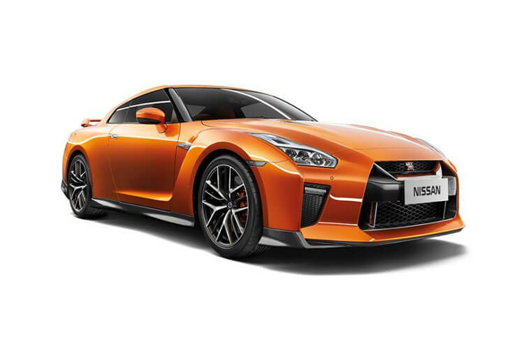Nissan GT-R Coupe 3.8 V6 570PS Pure 2Dr Auto front view