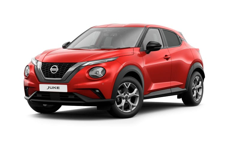 Nissan Juke SUV 1.5 dCi 110PS Bose Personal Edition 5Dr Manual [Start Stop] front view