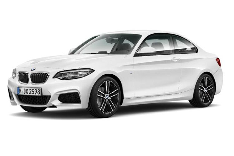 BMW 2 Series 220 Coupe 2.0 d 190PS Sport 2Dr Auto [Start Stop] front view