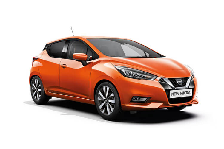 Nissan Micra Hatch 5Dr 1.0 IG-T 100PS Tekna 5Dr Manual [Start Stop] [Vision+] front view
