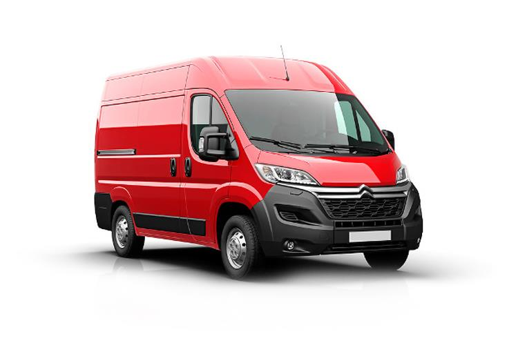 Citroen Relay 35 Heavy L4 2.2 BlueHDi FWD 140PS Enterprise Van Extra High Roof Manual [Start Stop] front view