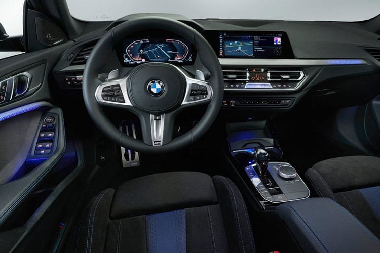 BMW 2 Series 220 Gran Coupe 2.0 i 178PS Sport 4Dr DCT [Start Stop] inside view