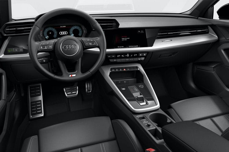 Audi A3 30 Sportback 5Dr 1.0 TFSI 110PS Technik 5Dr Manual [Start Stop] inside view