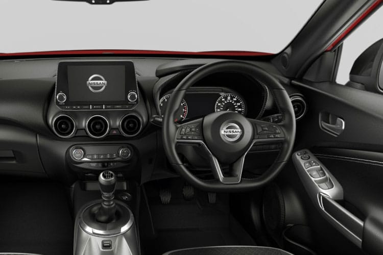 Nissan Juke SUV 1.5 dCi 110PS Bose Personal Edition 5Dr Manual [Start Stop] inside view