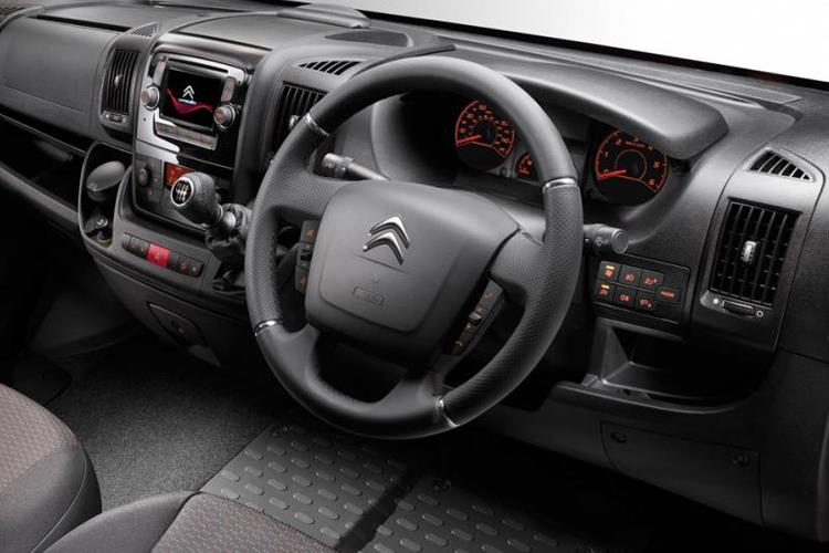 Citroen Relay 35 Heavy L4 2.2 BlueHDi FWD 140PS Enterprise Van Extra High Roof Manual [Start Stop] inside view