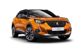 Peugeot 2008 SUV SUV 1.2 PureTech 100PS Allure Premium 5Dr Manual [Start Stop]