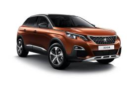 Peugeot 3008 SUV SUV 1.5 BlueHDi 130PS Allure 5Dr EAT8 [Start Stop]