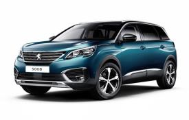Peugeot 5008 SUV SUV 1.2 PureTech 130PS Allure 5Dr EAT8 [Start Stop]