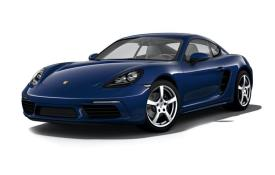 Porsche 718 Coupe Cayman Coupe 2.5 T 350PS S 2Dr Manual [Start Stop]
