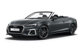 Audi A5 Convertible 40 Cabriolet 2Dr 2.0 TFSI 204PS S line 2Dr S Tronic [Start Stop] [Comfort Sound]