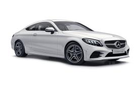Mercedes-Benz C Class Coupe C200 Coupe 1.5 MHEV 198PS AMG Line Edition 2Dr G-Tronic+ [Start Stop]