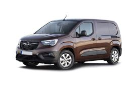 Vauxhall Combo Van Cargo L1 2300 4x4 1.5 Turbo D 4WD 130PS Sportive Van Manual [Start Stop]