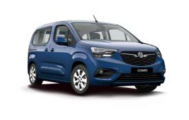 Vauxhall Combo MPV Life MPV 1.2 Turbo 110PS Edition 5Dr Manual [Start Stop] [5Seat]
