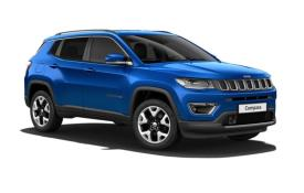 Jeep Compass SUV SUV 4WD 1.4 T MultiAirII 170PS S 5Dr Auto [Start Stop]