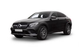 Mercedes-Benz GLC Coupe AMG GLC43 Coupe 4MATIC 3.0 V6 390PS Premium Plus 5Dr G-Tronic+ [Start Stop]