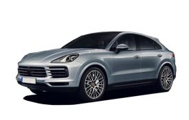 Porsche Cayenne Coupe Coupe 4wd 4.0 T V8 550PS Turbo 5Dr Tiptronic [Start Stop]