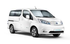 Nissan NV200 Combi car leasing