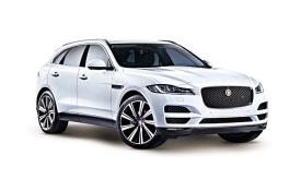 Jaguar F-PACE SUV SUV AWD 2.0 d MHEV 163PS R-Dynamic SE 5Dr Auto [Start Stop]