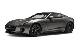Jaguar F-TYPE Coupe Coupe 2.0 i 300PS R-Dynamic 2Dr Auto [Start Stop]