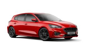 Ford Focus Hatchback Hatch 5Dr 1.0 T EcoBoost MHEV 125PS ST-Line Edition 5Dr Manual [Start Stop]