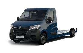 Renault Master Chassis Cab MWB 35TW RWD 2.3 dCi DRW 130PS Business Chassis Cab Manual