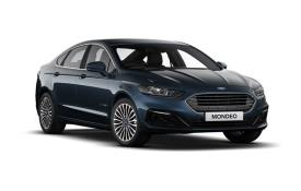 Ford Mondeo Saloon Saloon 2.0 TiVCT HEV 187PS Titanium Edition 4Dr CVT [Start Stop]