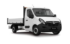 Vauxhall Movano Dropside F35 L2 2.3 CDTi BiTurbo FWD 135PS  Dropside Manual