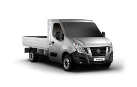 Nissan NV400 Dropside L3 35 FWD 2.3 dCi FWD 150PS Tekna Dropside Manual [Start Stop]
