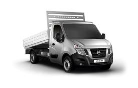 Nissan NV400 Tipper L2 35 FWD 2.3 dCi FWD 150PS Acenta Tipper Manual [Start Stop]