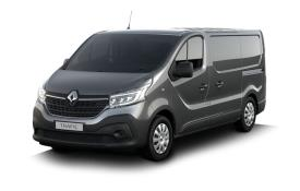 Renault Trafic Van 28 SWB 2.0 dCi ENERGY FWD 170PS Black Edition Van EDC [Start Stop]