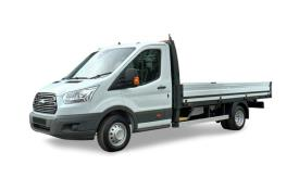Ford Transit HGV Dropside 470 L5 DRW 2.0 EcoBlue DRW 170PS Premium Dropside Manual [Start Stop]